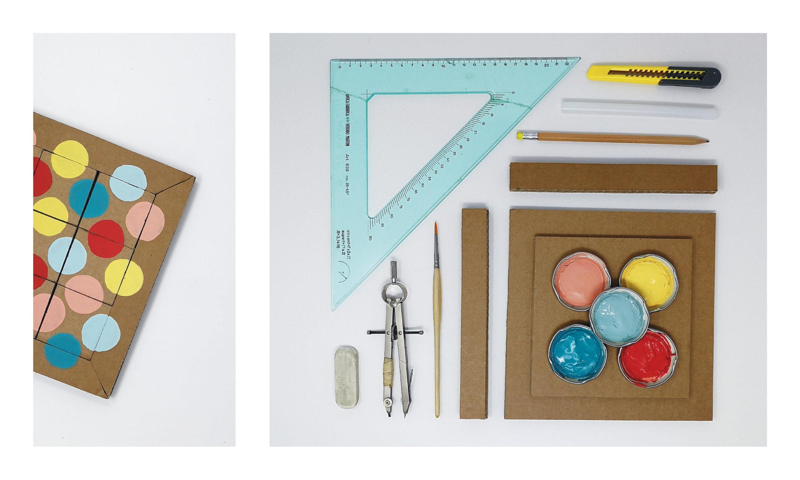 Lavoretto #6: Il puzzle colorino