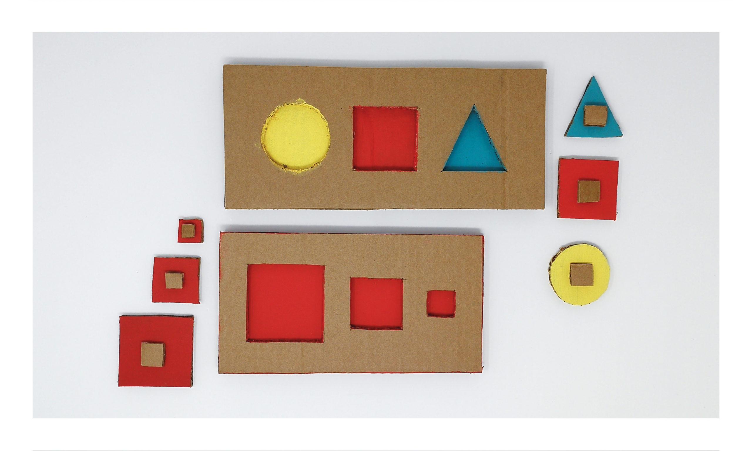 Lavoretto #5: La tavola delle forme