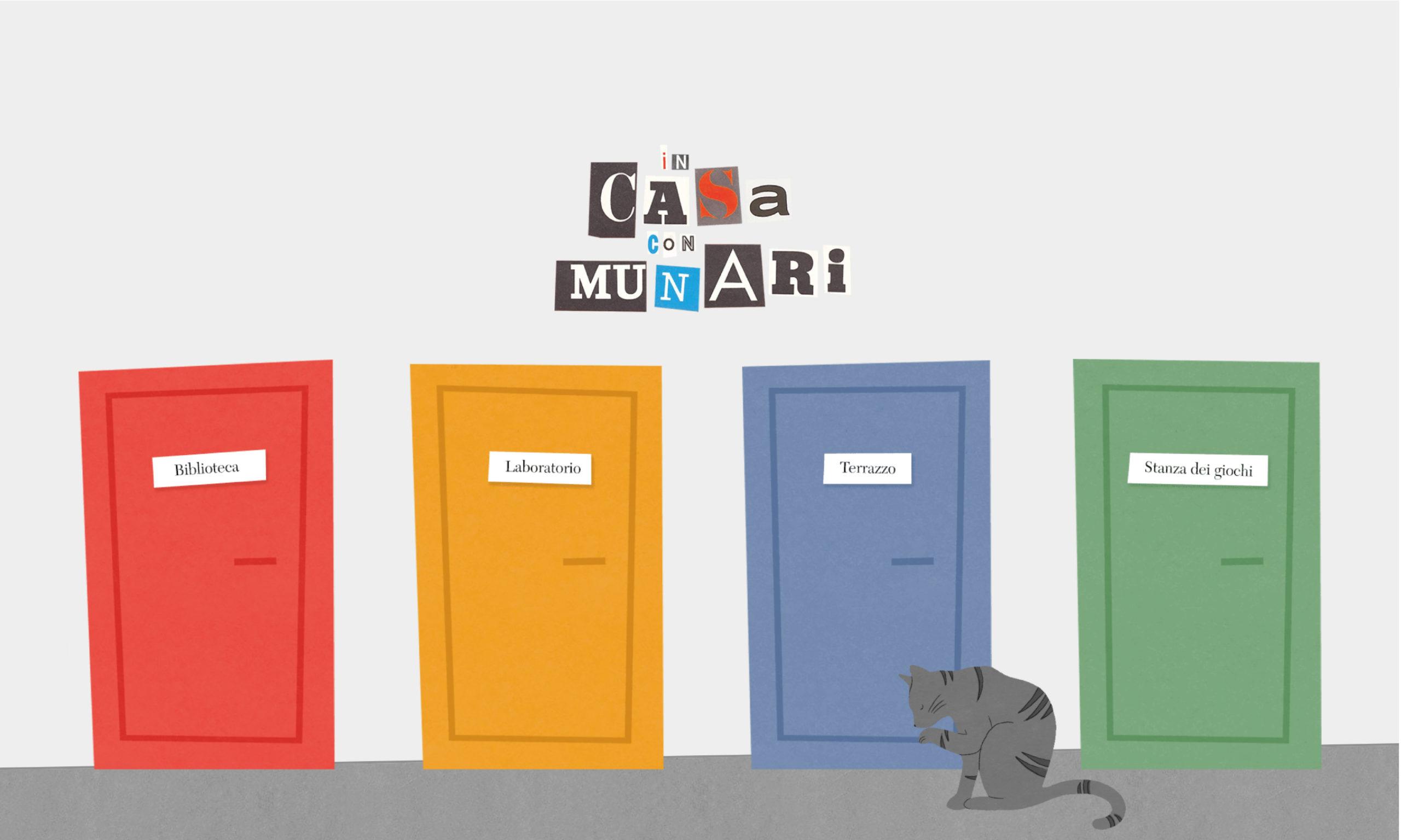 In casa con Munari